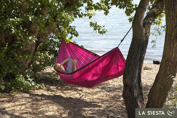 Colibri reis Hangmat (single) fuchsia
