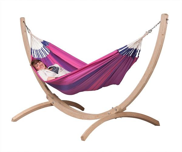 Hangmat Standaard 2 Persoons.Standaard Voor 1 Persoons Hangmat Canoa Hangmattenonline